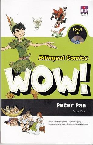 Bilingual Comics Wow ! 8: Peter Pan