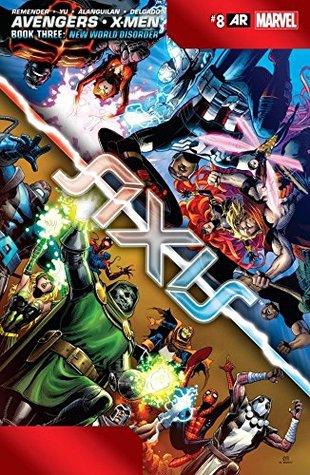 Avengers & X-Men: AXIS #8