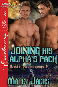 Joining His Alpha's Pack (Rogue Wolfhounds, #9)