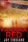 Pandora Red (Frank Bowen Conspiracy Thriller #2)