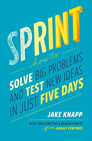 Sprint by Jake Knapp