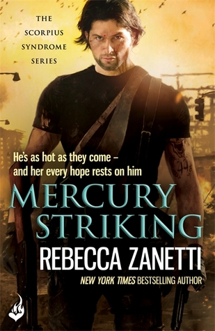 Mercury Striking (The Scorpius Syndrome, #1)