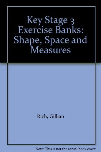 KS3 Shape, Space and Measures (Key stage 3 exercise banks)
