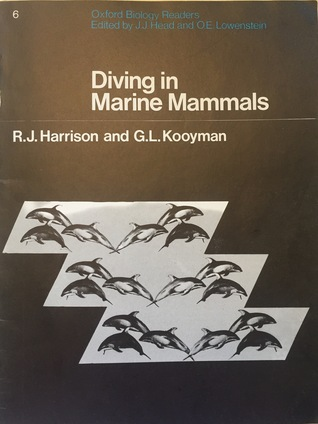 Diving in Marine Mammals