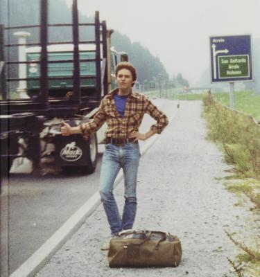 Peter Regli: Ephemeral Works: Journeys, Markers, & Displacements, 1981-2015