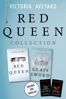Red Queen Collection (Red Queen,  #0.1-2)