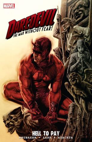 Daredevil, Volume 17 by Ed Brubaker