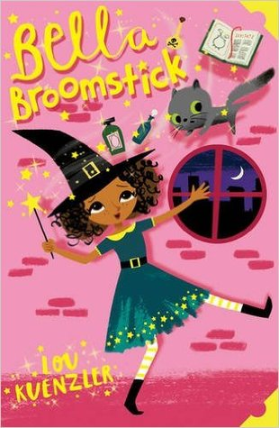 Bella Broomstick (Bella Broomstick #1)