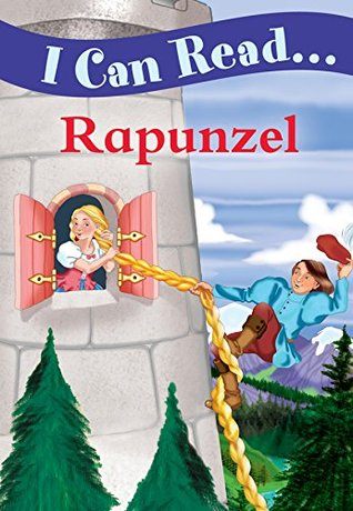 First Fairytale Reading Book - Rapunzel