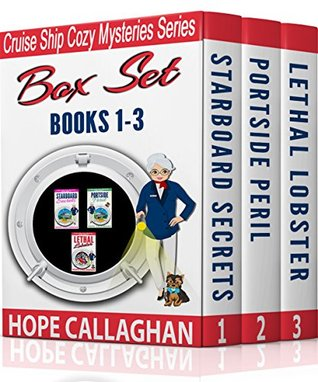 Cruise Ship Cozy Mysteries Series Box Set Books By Hope - Cruise ship mysteries