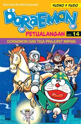 Download Komik Doraemon Seri Petualangan Bahasa Indonesia