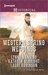 Western Spring Weddings: The City Girl and the Rancher\His Springtime Bride\When a Cowboy Says I Do