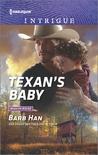 Texan's Baby by Barb Han