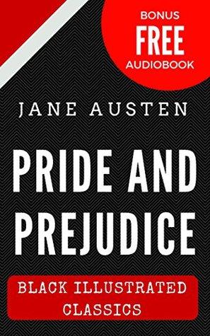 Jane Eyre: Black Illustrated Classics (Bonus Free Audiobook)