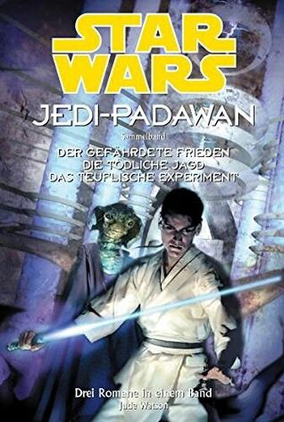 Star Wars: Jedi-Padawan, Sammelband 4 (Star Wars: Jedi-Padawan, #10-12)