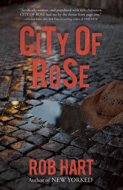 City of Rose (Ash McKenna, #2)