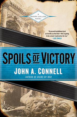 Spoils of Victory (Mason Collins, #2)