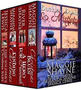 Buckles, Boots & Mistletoe