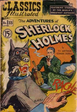Classics Illustrated: The Adventures of Sherlock Holmes
