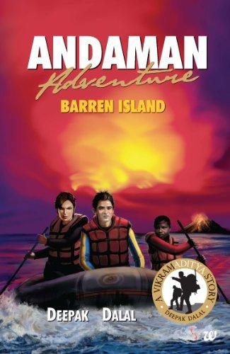 ANDAMAN ADVENTURE BARREN ISLAND