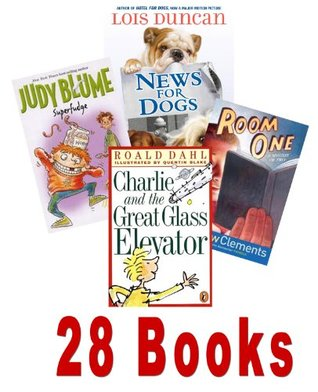 Classroom Library Grade 4 & 5 (Favorite Authors): Iggie's House; Who Put That Hair in My Toothbrush; Wayside School Is Falling Down; News for Dogs; It's the First Day of School Forever; Charlie & Chocolate Factory; the Babysitters Club