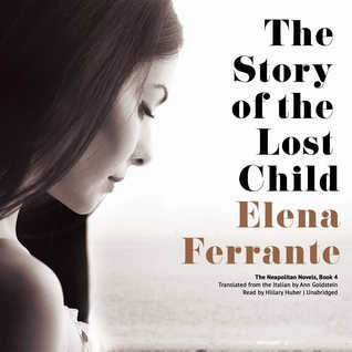 The Story of the Lost Child(Lamica geniale 4)