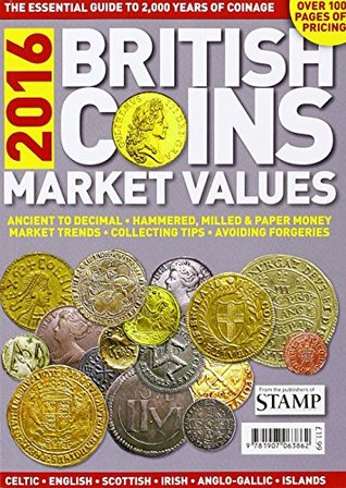 British Coins Market Values 2016 by Guy Thomas