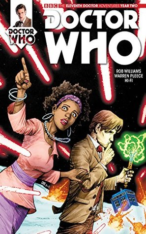 Doctor Who: The Eleventh Doctor #2.4 (Doctor Who: The Eleventh Doctor: 2.4)