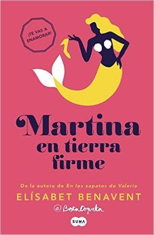 Martina en tierra firme (Horizonte Martina, #2)