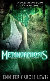Metamorphosis (The Lalassu, #2)