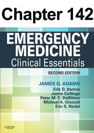 Marine Food-Borne Poisoning, Envenomation, and Traumatic Injuries: Chapter 142 of Emergency Medicine