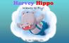 Harvey Hippo Wants to Fly!