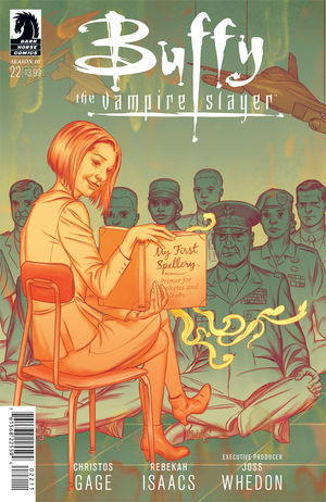 Buffy the Vampire Slayer: In Pieces on the Ground, Part 2 (Season 10, #22)
