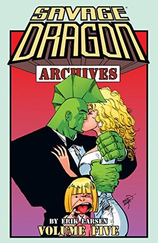 Savage Dragon Archives, Vol. 5