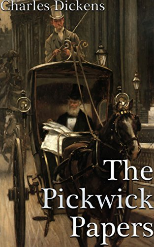 The Pickwick Papers (+Audiobook): With 5 Other Great Books