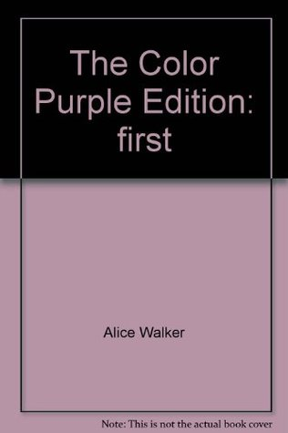 The Color Purple by Alice Walker Meridian