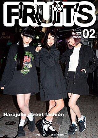 FRUiTS No221: Harajuku street fashion FRUiTS Magazine