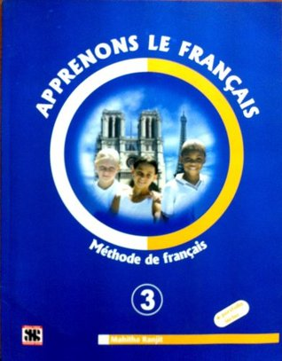 Apprenons Le Francais Methode de Francais 3