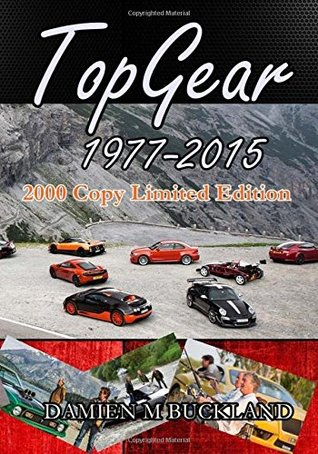 Top Gear; 1977 - 2015:: 2000 Copy Limited Edition