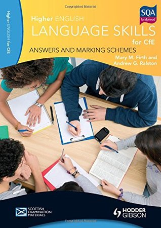 Higher English Language for Cfe