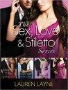 The Sex, Love & Stiletto Series 4-Book Bundle by Lauren Layne