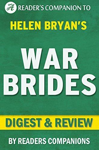 War Brides | Digest & Review of Helen Bryan's Bestseller