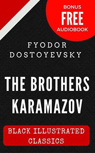 The Brothers Karamazov: Black Illustrated Classics
