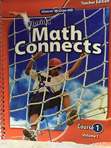 Florida Math Connects Course 1 Volume 1 TE