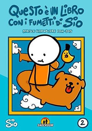 Questo è un libro con i fumetti di Sio 2