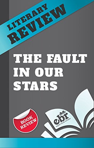 Book Review - The Fault in Our Stars (Unofficial)