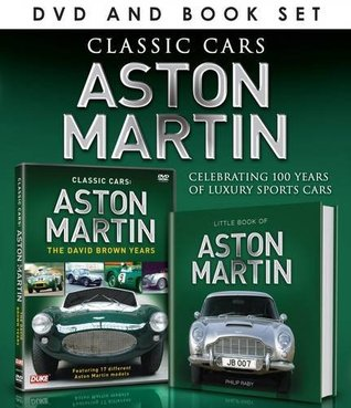 Classic Cars: Aston Martin (DVD/Book Gift Set)