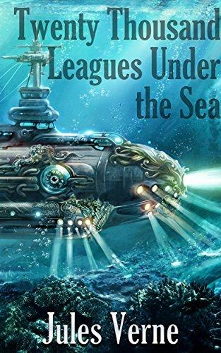 Twenty Thousand Leagues Under the Sea: Titan Read Classics