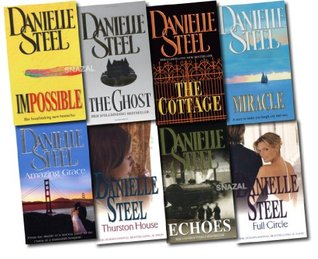 Danielle Steel Series Collection 8 Books Set