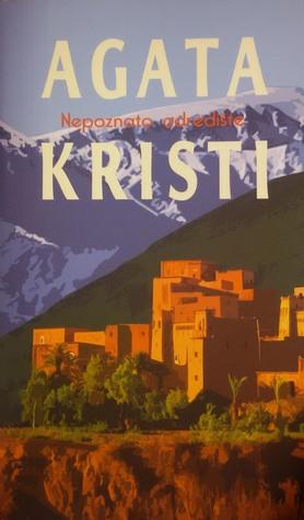 Cover: Agata Kristi Nepoznato odredište